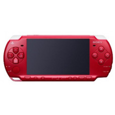 Sony Playstation Portable (PSP) Slim&Lite 2000 Deep Red