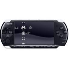 Игровая приставка Sony Playstation Portable (PSP) Slim&Lite 3000 Черная