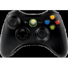 Беспроводной геймпад Xbox 360 (Черный)