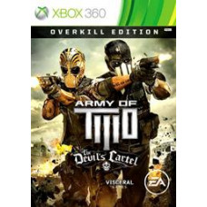 Army of Two: The Devil's Cartel. Overkill (Xbox 360)