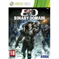 Binary Domain. Limited Edition (Xbox 360)