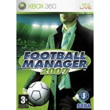 Championship Manager 2007(Xbox 360)