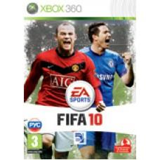 FIFA 10 (русская версия) (XBOX 360)