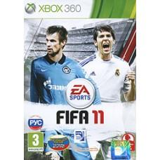 FIFA 11 (русская версия) (Xbox 360)