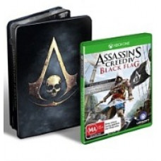 Assassin's Creed IV Черный Флаг Skull Edition (Xbox ONE)