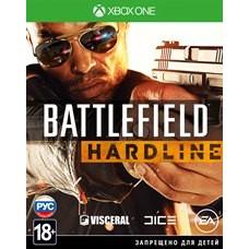 Battlefield Hardline (русская версия) (Xbox One)
