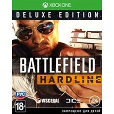 Battlefield Hardline. Deluxe Edition (русская версия) (Xbox One)