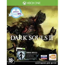 Dark Souls III (русская версия) (Xbox One)
