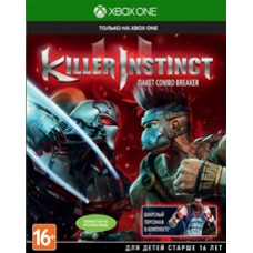 Killer Instinct (русская версия) (Xbox One)
