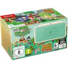 Игровая приставка New Nintendo 2DS XL Animal Crossing Edition Ограниченное издание