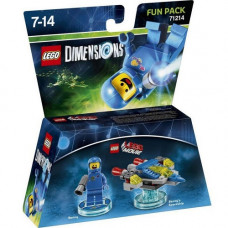 LEGO Dimensions Fun Pack Lego Movie (Benny, Benny's Spaceship)