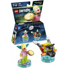 LEGO Dimensions Fun Pack - The Simpsons (Krusty, Clown Bike)