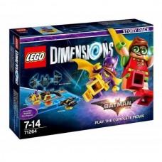 LEGO Dimensions Story Pack - Batman Movie (Batgirl, Robin, Batwing, Bat-Computer)