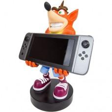 Фигурка-держатель Cable Guy XL: Crash Bandicoot