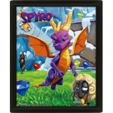3D Постер Activision: Spyro – Play Time