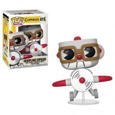 Фигурка Funko POP! Vinyl: Games: Cuphead S2: Cuphead in Aeroplane 34475