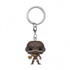 Брелок Funko Pocket POP! Keychain: Overwatch: Doomfist 37441-PDQ