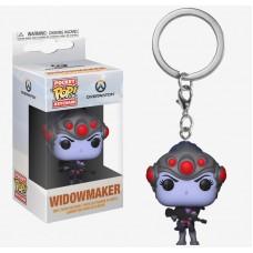Брелок Funko Pocket POP! Keychain: Overwatch: Widowmaker 37442-PDQ