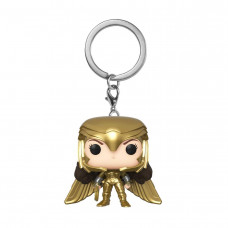Брелок Funko Pocket POP! Keychain: DC: Wonder Woman 84: Wonder Woman Golden Armor 46697-PDQ