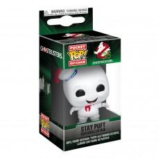 Брелок Funko Pocket POP! Keychain: Ghostbusters: Stay Puft (GW) (Exc) 47607-PDQ