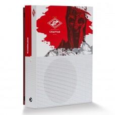 Игровая приставка Microsoft Xbox One X 1 ТБ Спартак Гладиатор