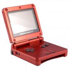 Игровая приставка Nintendo Game Boy SP (красная)