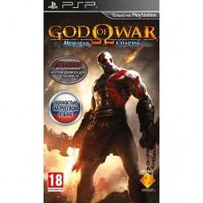 God of War: Призрак Спарты (русская версия) (PSP)