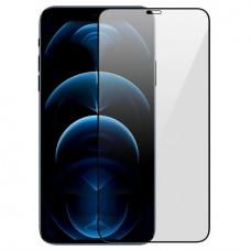 Защитное 3D стекло для iPhone 12 / iPhone 12 Pro Remax (GL-27) - Черное