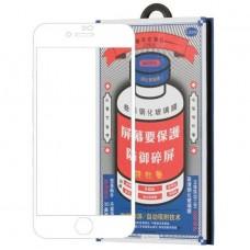 Защитное 3D стекло для iPhone 7 / 8 Plus Remax (GL-27) - Белое