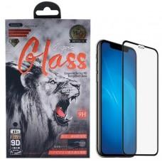 Защитное стекло для iPhone 11 / XR Remax Emperor Series 9D (GL-32) - Черное