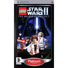 Lego Star Wars 2: the Original Trilogy (PSP)
