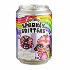 Игровой набор MGA Entertainment Poopsie Sparkly Critters Слайм в банке газировки