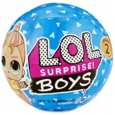 Кукла-сюрприз MGA Entertainment в шаре LOL Surprise Boys 2 волна (564799)