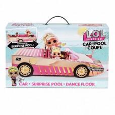 Игровой набор L.O.L. Surprise Car-Pool Coupe с куклой (565222)