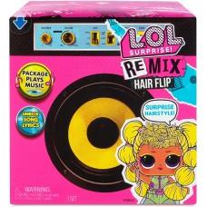Кукла-сюрприз  MGA Entertainment L.O.L. Surprise Remix Hair Flip Dolls (566991)