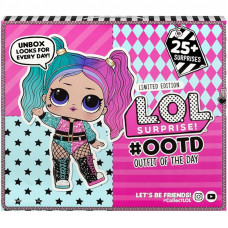 Кукла-сюрприз MGA Entertainment L.O.L. Surprise Advent Calendar with Limited Edition Doll (567165)