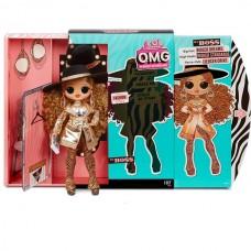 Кукла L.O.L. Surprise OMG Series 3 Da Boss Fashion Doll with 20 Surprises (567219)