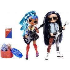 Игровой набор OMG 2-Pack Remix Rocker Boi & Punk Grrrl (567288)