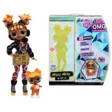 Кукла L.O.L. O. M. G. Winter Chill Missy Meow (570271)