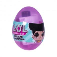 Детская декоративная косметика в маленьком яйце LOL Surprise (LOL5106)