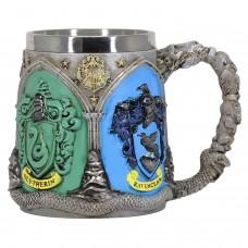 Кружка Harry Potter (Hogwarts Houses) Polyresin Mug 350ml MGPR25727