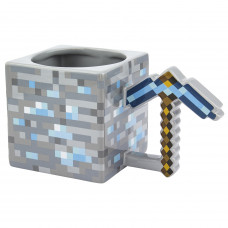 Кружка Minecraft Pickaxe Mug 550мл PP6589MCF
