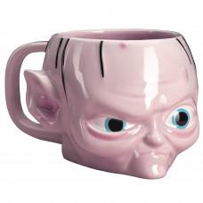 Кружка 3D Lord Of The Rings Gollum Shaped Mug 650 ml PP6645LR
