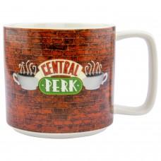 Кружка Friends Central Perk Chalkboard Mug 340 ml PP6764FR