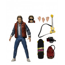 """Фигурка NECA Back To The Future – 7"""" Scale Action Figure – Ultimate Marty McFly 53600"""