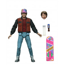 """Фигурка NECA Back To The Future 2 – 7"""" Scale Action Figure – Ultimate Marty McFly 53610"""