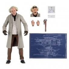 "Фигурка NECA Back To The Future - 7"" Scale Action Figure – Ultimate Doc Brown 53614"