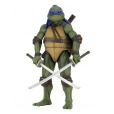 "Фигурка NECA Teenage Mutant Ninja Turtles - 7"" Scale Action Figure - 1990 Movie Leonardo 54073"