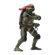 "Фигурка NECA Teenage Mutant Ninja Turtles - 7"" Scale Action Figure - 1990 Movie Raphael 54075"