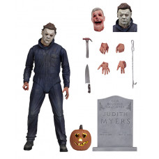 "Фигурка NECA Halloween (2018) - 7"" Scale Action Figure - Ultimate Michael Myers 60687"